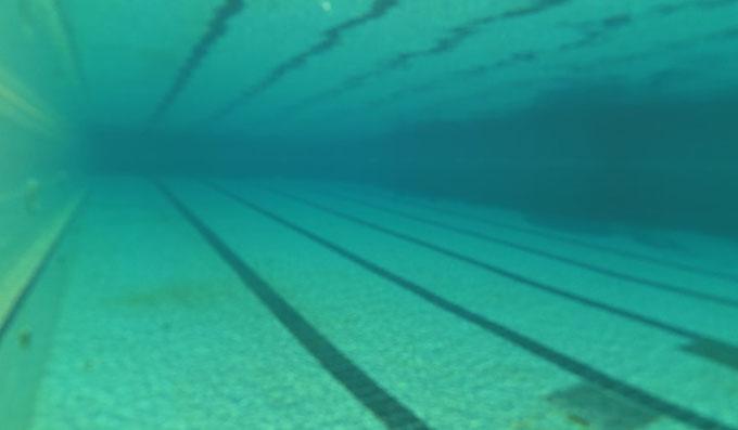 Virb в бассейне