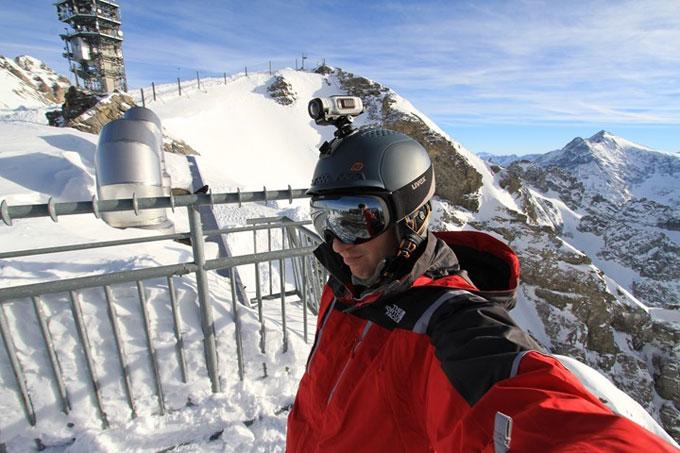 Virb тестирование для зимних видов спорта