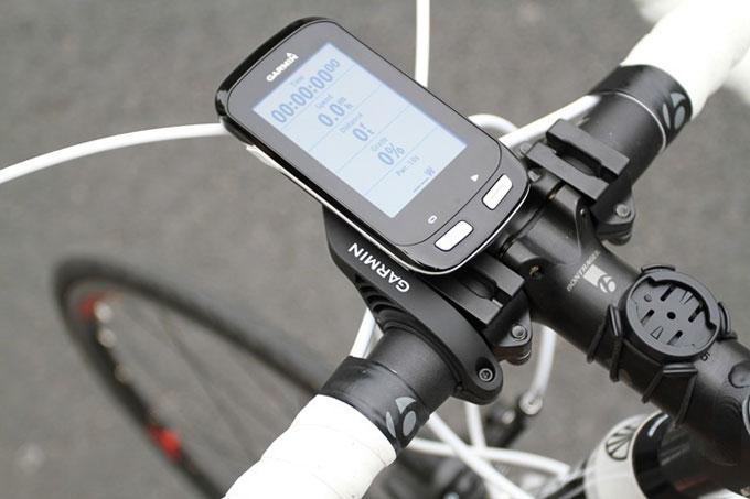 Велонавигатор Garmin Edge 1000. Крепления