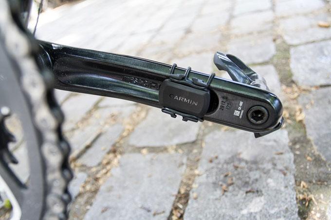Велонавигатор Garmin Edge 1000. Подключаемые датчики