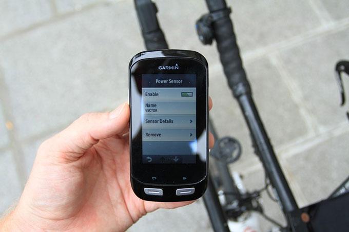 Велонавигатор Garmin Edge 1000. Измеритель мощности