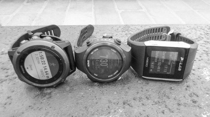 Мультиспортивные часы Garmin fenix 3