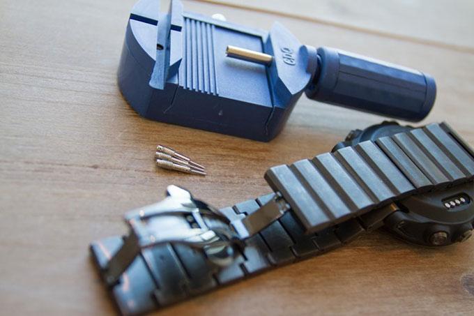 Инструмент для изменения размера ремешка fenix 3