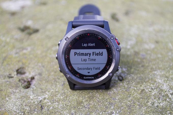 Мультиспортивные GPS-часы Garmin fenix 3