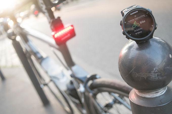 Часы Forerunner 735XT. Режим Велоспорт