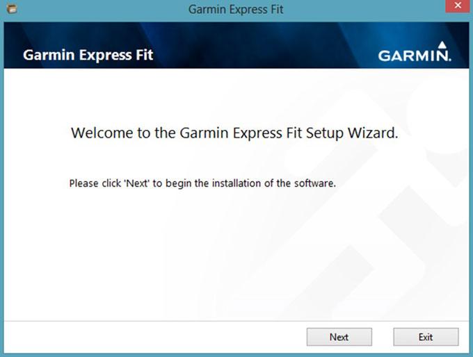 Forerunner 620 приложение Garmin Express Fit