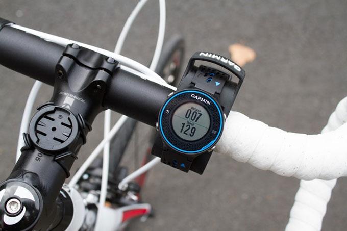 Forerunner 620 использование для велоспорта