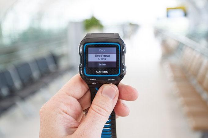 Спортивные часы для мультиспорта Garmin Forerunner 920XT. Использование в качестве обычных часов