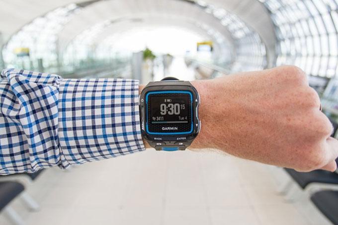 Спортивные часы для триатлона Garmin Forerunner 920XT. Использование в качестве обычных часов