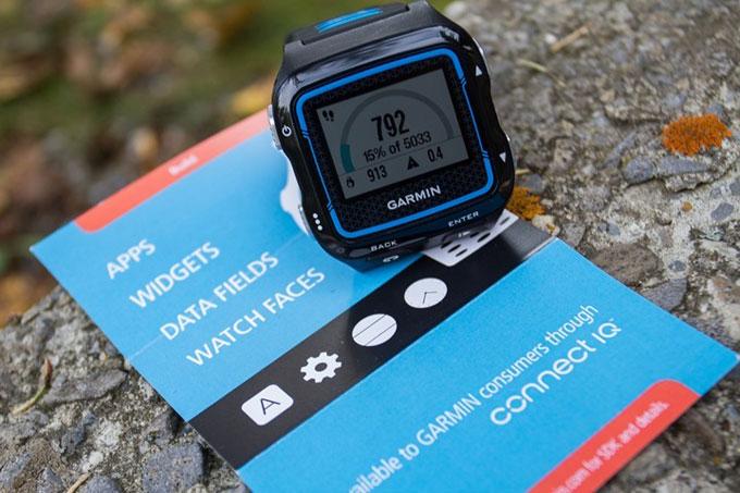 Мультиспортивные часы Garmin Forerunner 920XT. Платформа Garmin IQ