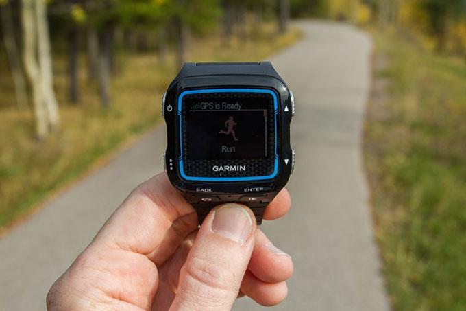 "Часы для триатлона Forerunner 920XT. Режим ""Бег"""