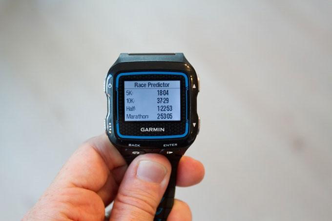 """Спортивные GPS-часы для триатлона Garmin Forerunner 920XT. Режим """"Бег"""""""