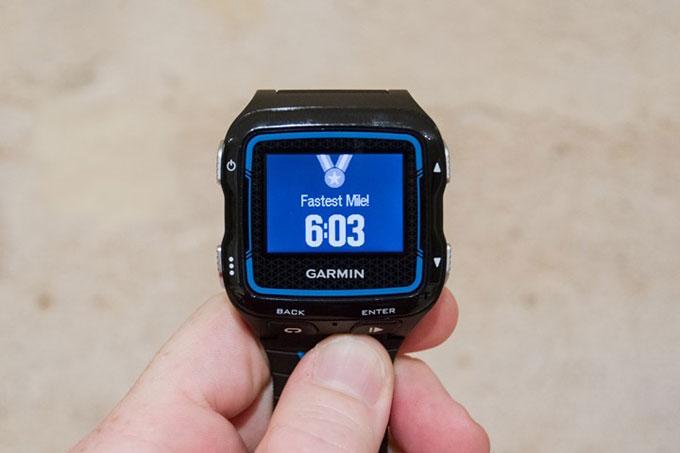 """Спортивные GPS-часы для мультиспорта Garmin Forerunner 920XT. Режим """"Бег"""""""