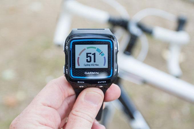 """Спортивные GPS-часы для мультиспорта Garmin Forerunner 920XT. Режим """"Велосипед"""""""