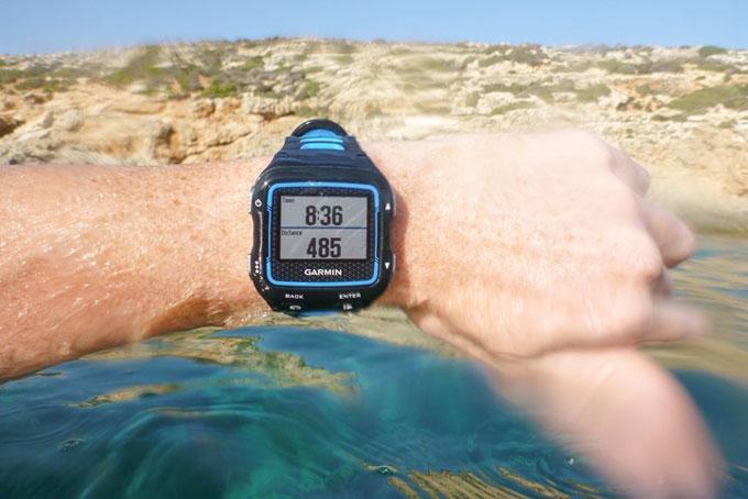 """Спортивные GPS-часы для мультиспорта Garmin Forerunner 920XT. Режим """"Плавание в открытом водоеме"""""""