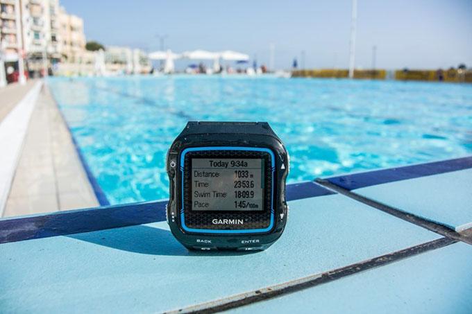 """Спортивные часы для мультиспорта Garmin Forerunner 920XT. Режим """"Плавание в бассейне"""""""