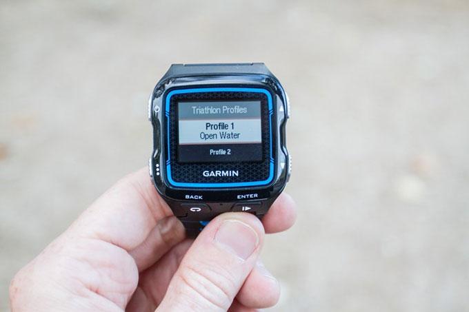 """Спортивные часы для триатлона Garmin Forerunner 920XT. Режим """"Мультиспорт"""""""