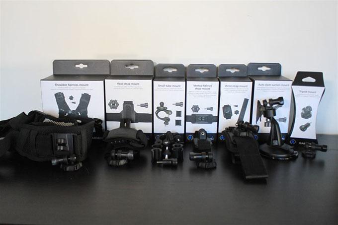 Аксессуары для экшн-камеры Virb