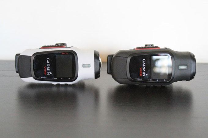 Экшн-камеры Virb и Virb Elite