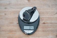 Часы fenix 3. Сравнение по весу