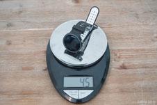 Сравнение по весу. Часы Forerunner 630