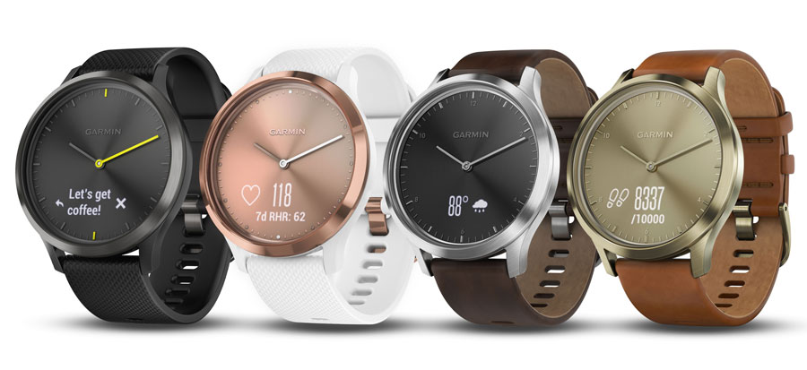 Смарт часы Garmin vivomove HR