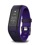 Фітнес-трекер vivosmart HR+ Purple Regular