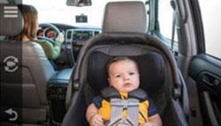 Автомобильная видеоняня babyCam