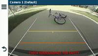 Drive 40 - подключение камеры заднего вида