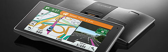 Автонавигатор Garmin DriveLuxe