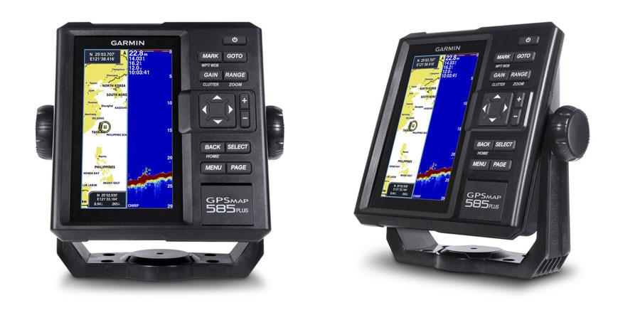 Эхолот / картплоттер GPSMAP 585 Plus