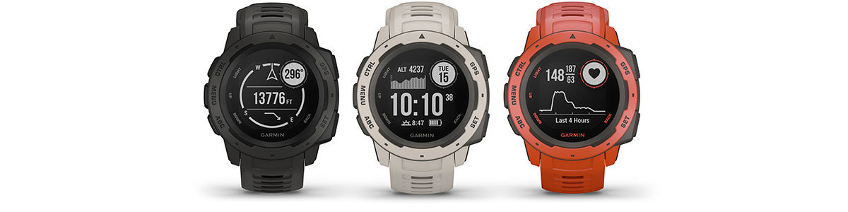 Годинник Garmin Instinct Tundra для спорту та активного способу ... 1017f29e2d751