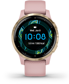 vivoactive 4S. Connect IQ