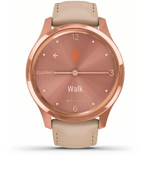 Годинник vivomove Style. Garmin Connect