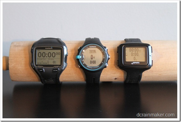 Garmin Swim Watch Size Comparison Swimsense