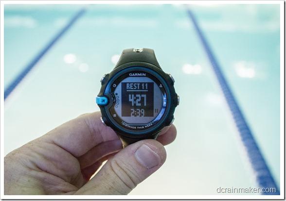 Garmin Swim