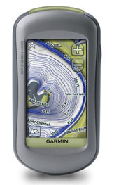 Garmin Oregon 400i