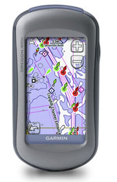 Garmin Oregon 400c