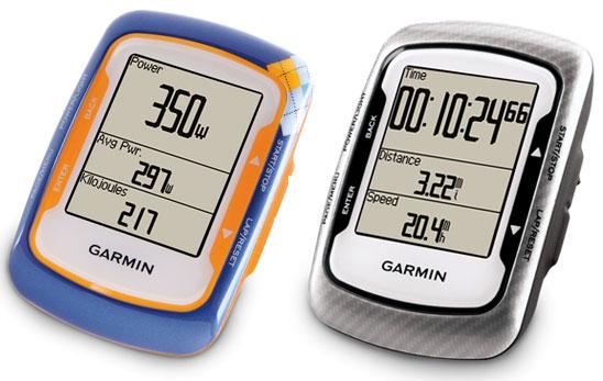 Новые навигаторы Edge 500 и nuvi в стиле велокоманды Team Garmin