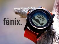 Garmin fenix - мини-сайт