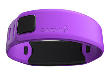 vivofit Purple HRM Bundle