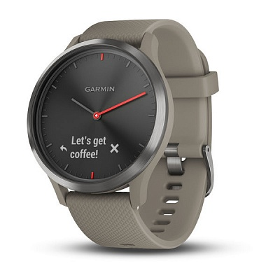Garmin vivomove HR Sport SandStone One Size (універсальний)