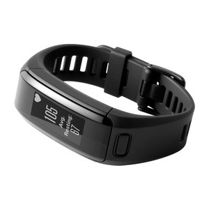 vivosmart HR Black Regular
