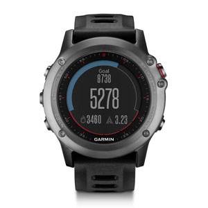 fenix 3 Grey Performer Bundle